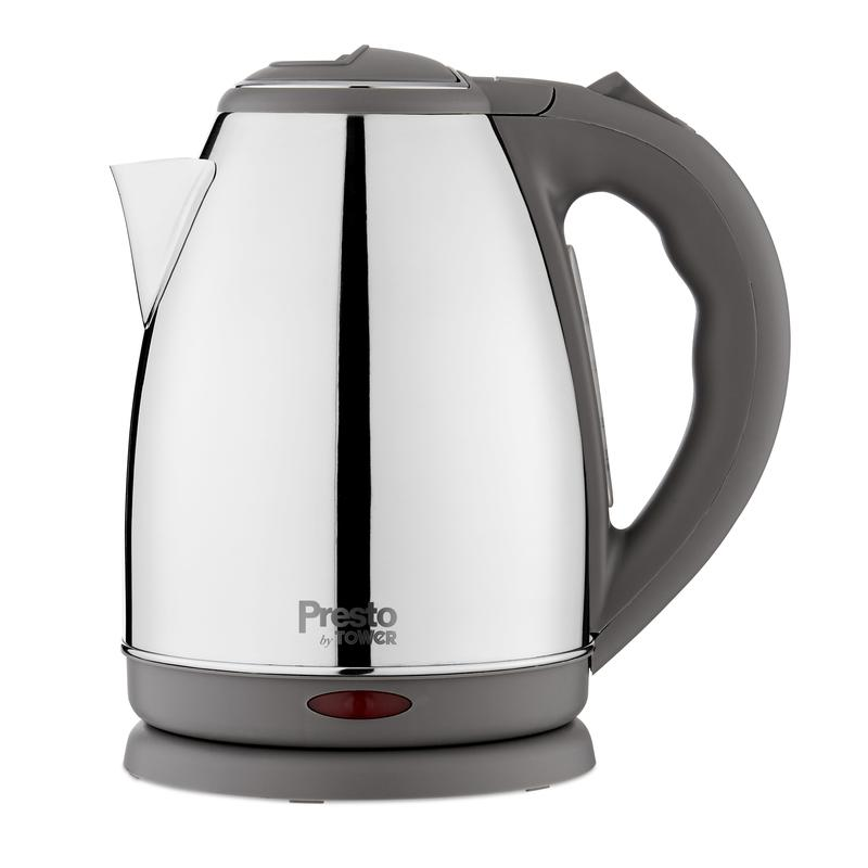 Presto 1.8L Polished S/S Kettle