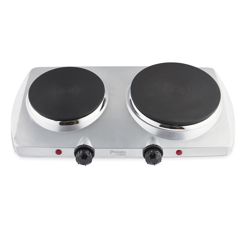 Presto Double S/S Boiling Ring