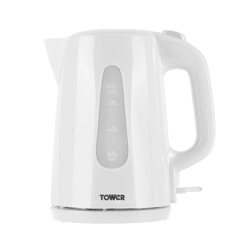 Elements 3KW 1.7L Jug Kettle White