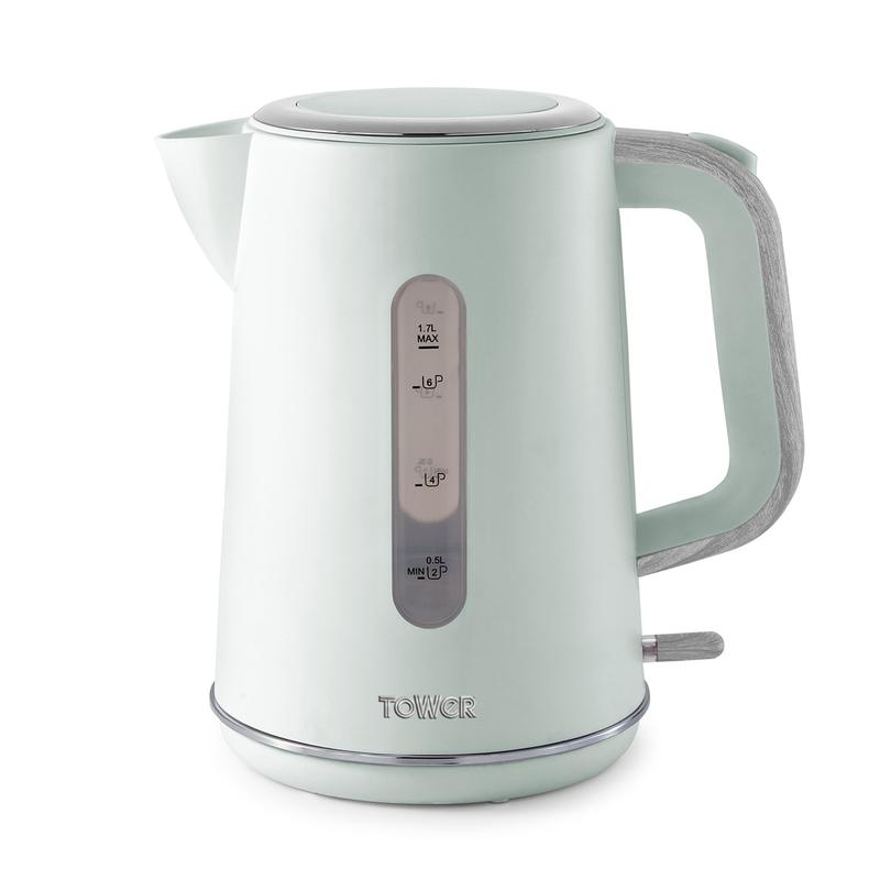 Scandi 3KW 1.7L Rapid Boil Kettle Green