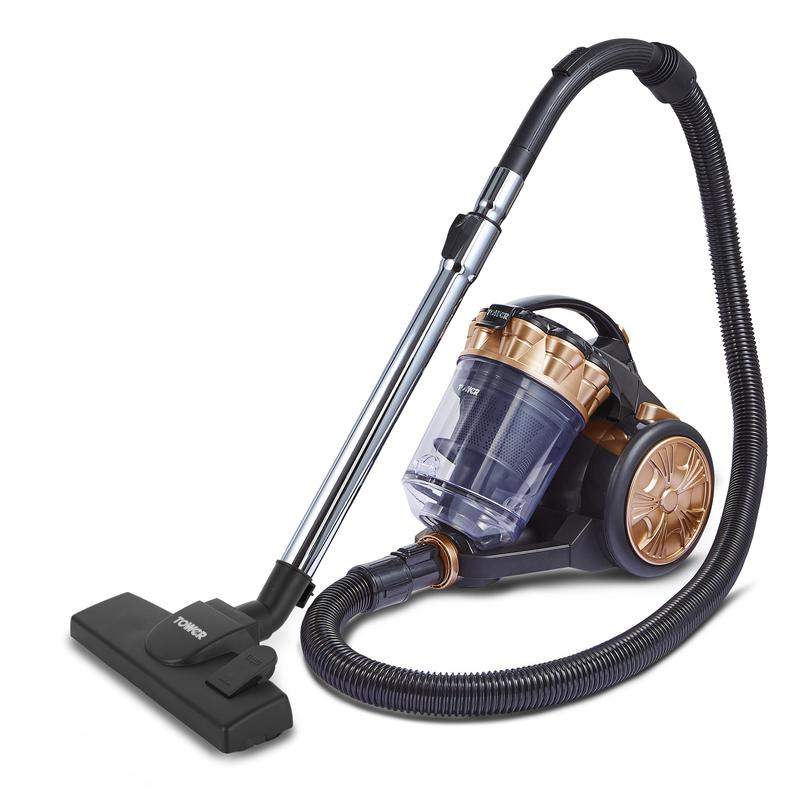 RXP10 Multi Cyclonic Cylinder Vacuum Cleaner