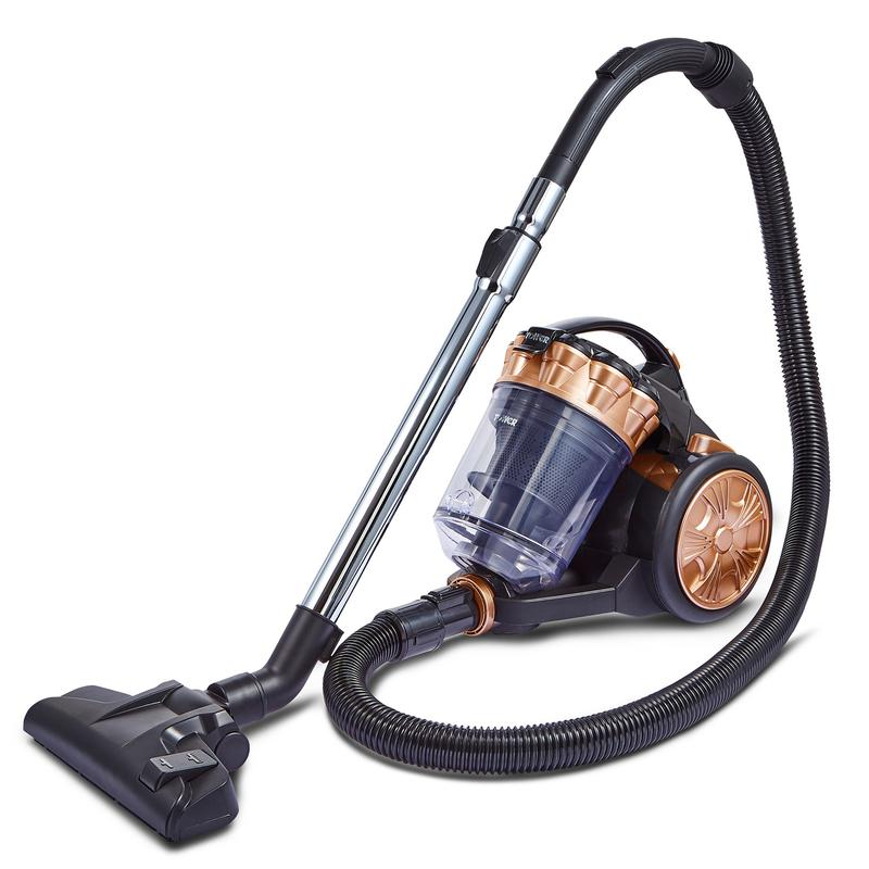 RXP10PET Multi Cyclonic Cylinder Vacuum Cleaner