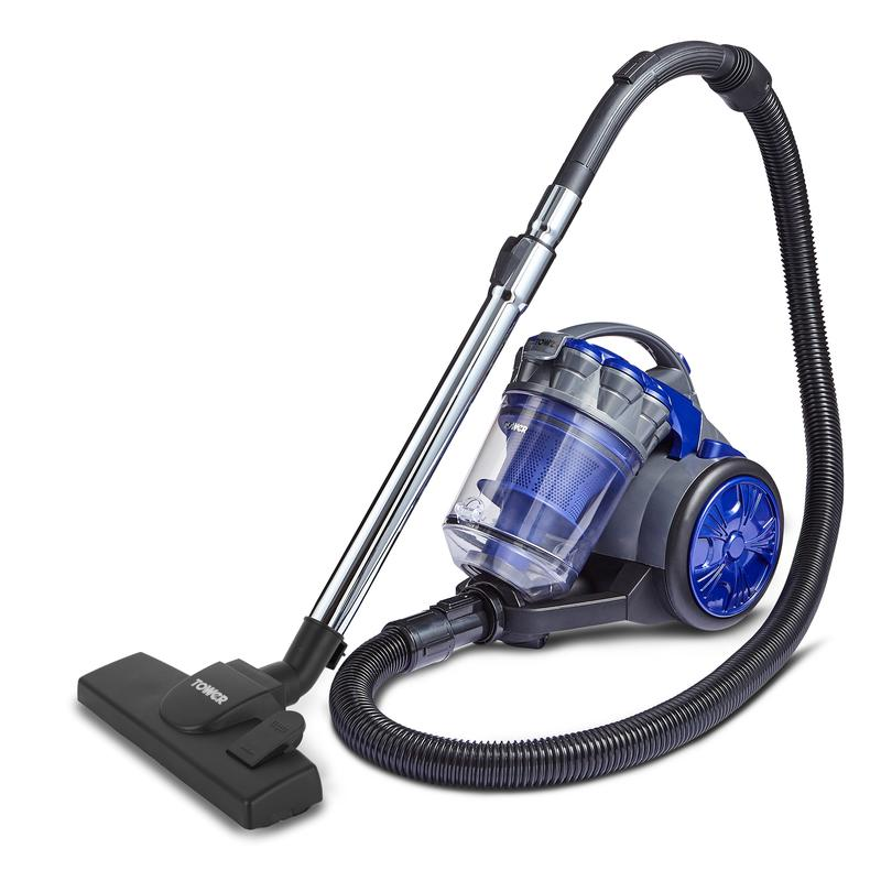 TXP10PET Multi Cyclonic Cylinder Vacuum Cleaner