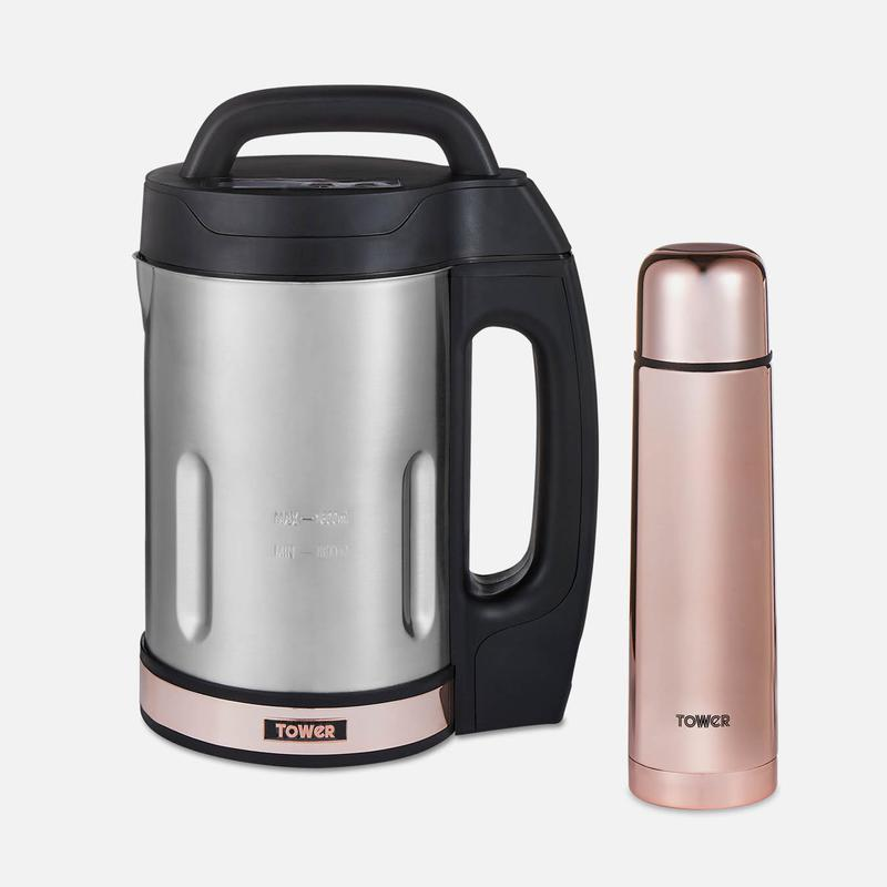 1.6L Soup Maker inc 500ml Flask
