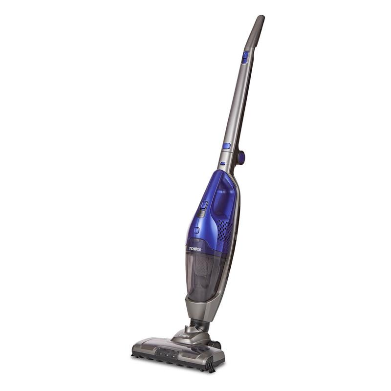 CS60 Cordless 2-in-1 Stick Vac Washington Blue