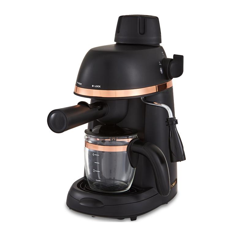 Cavaletto 800W 4 Cup Espresso Machine