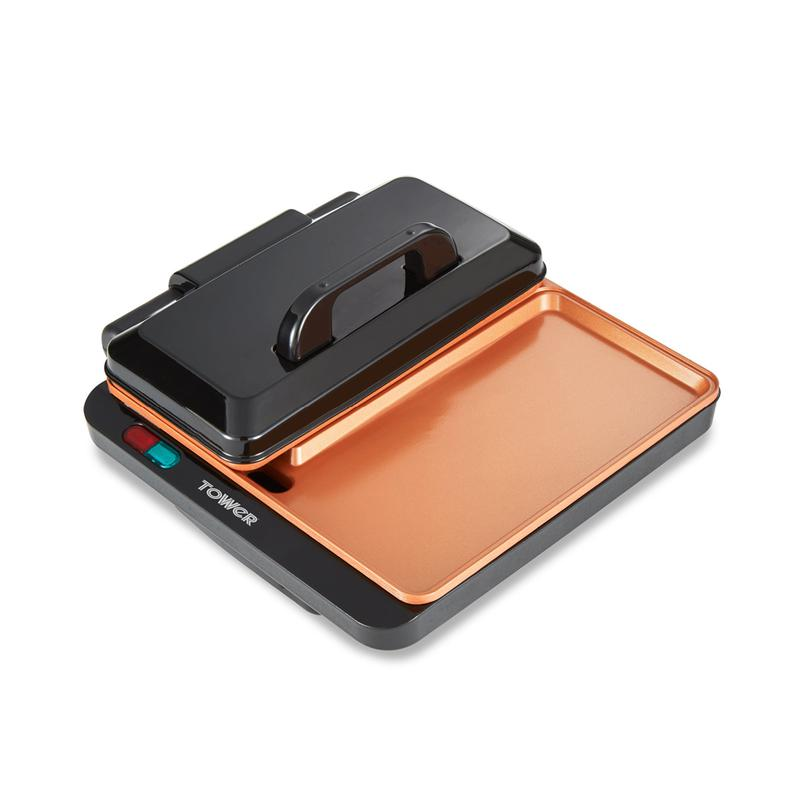Cerasure+ Copper 1000W XL 180 Grill and Griddle Copper