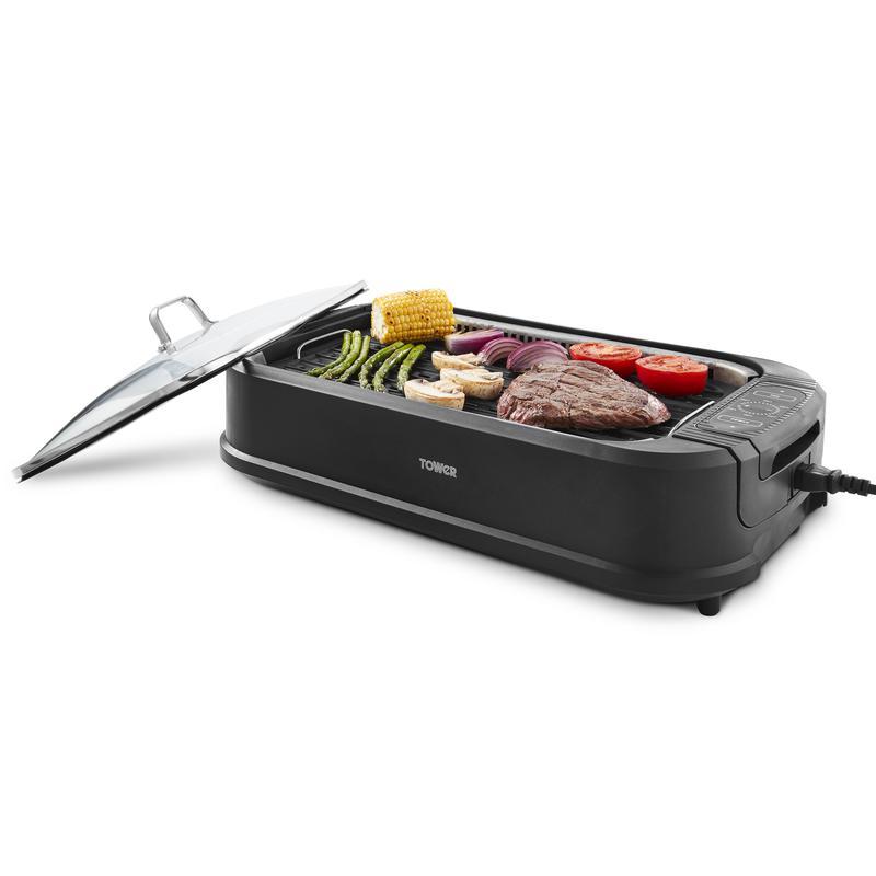 1500W Smokeless Grill