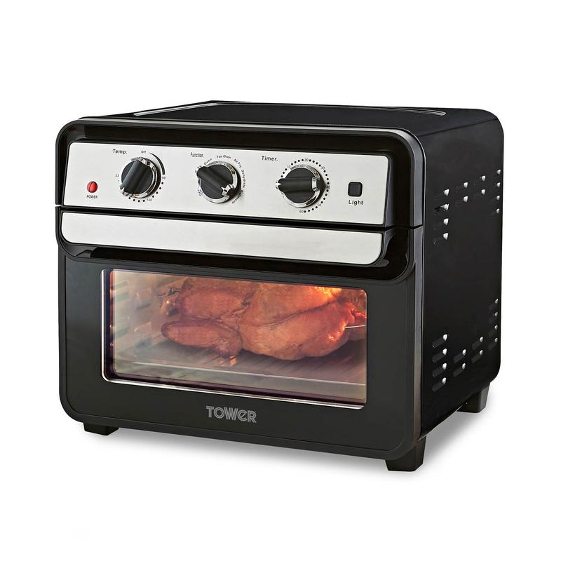 Vortx 22L Manual Air Fryer Oven