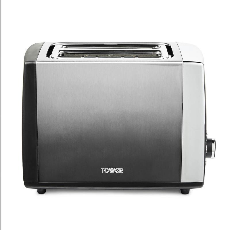 Infinity Ombre 2 Slice Toaster Graphite