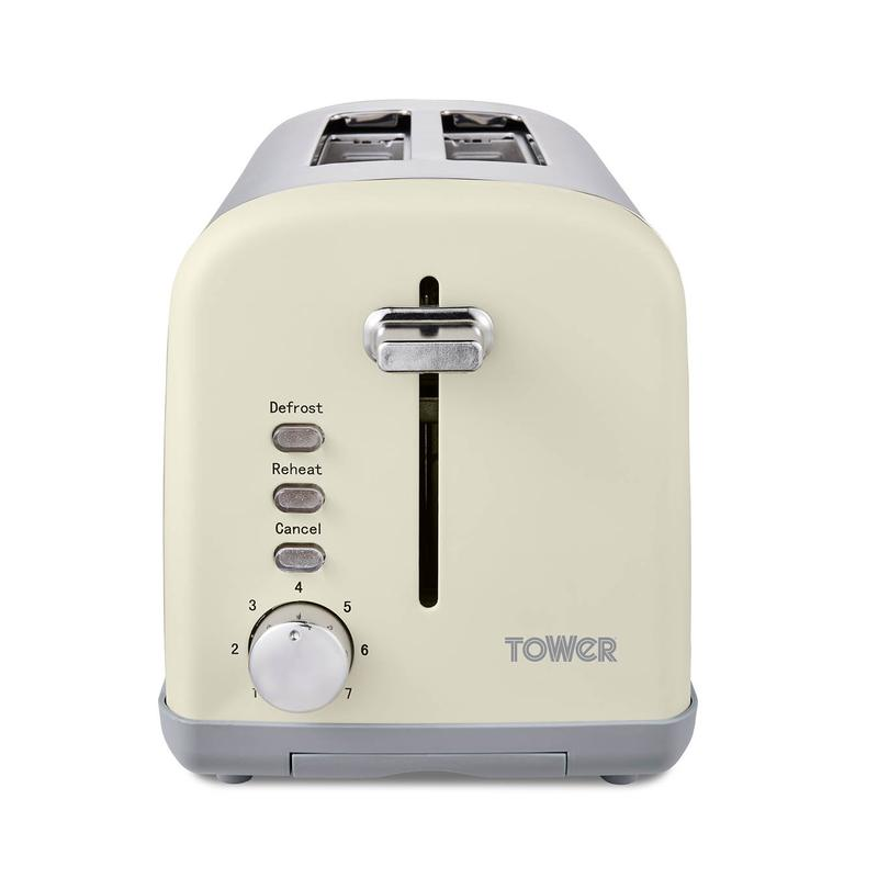 Infinity Stone 2 Slice Toaster
