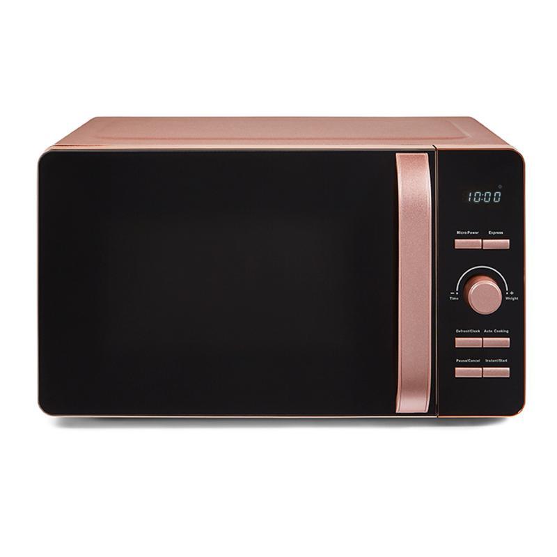 Glitz 800W 20L Digital Microwave Pink