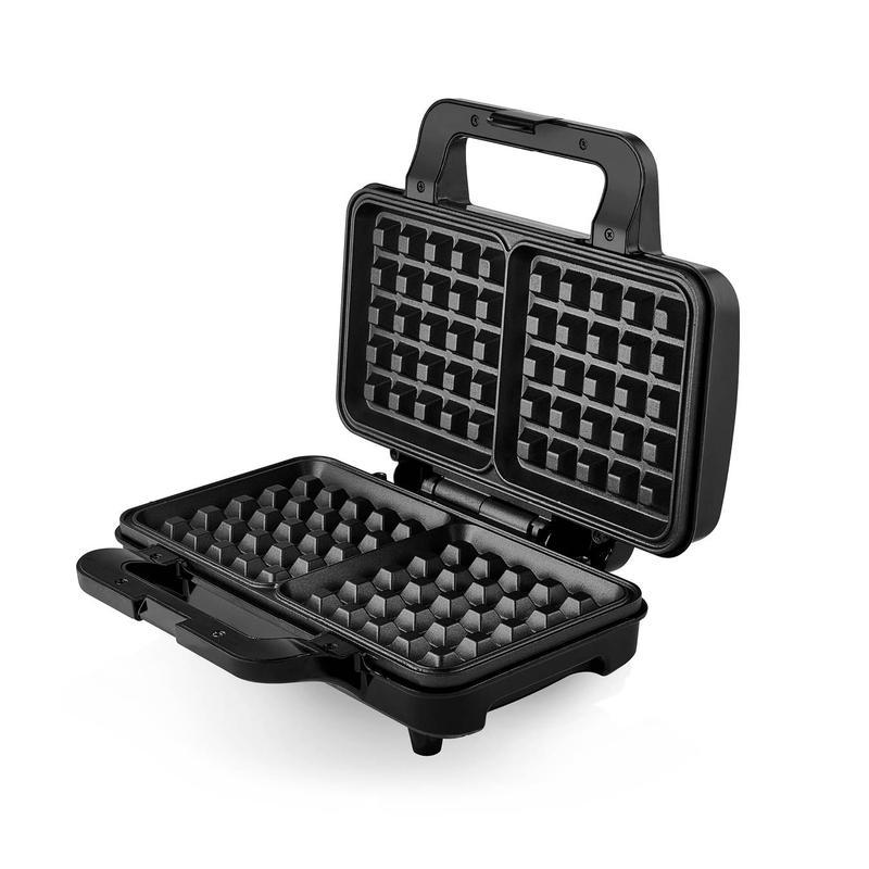 1000W Deep Fill Waffle Maker