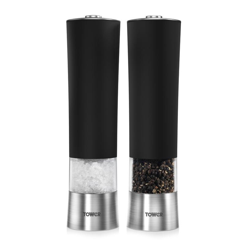 Electric Salt and Pepper Mill