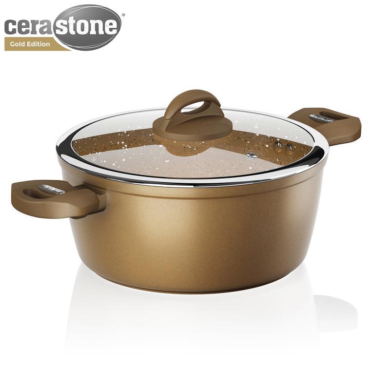 Cerastone Forged 24cm 4.2L Casserole