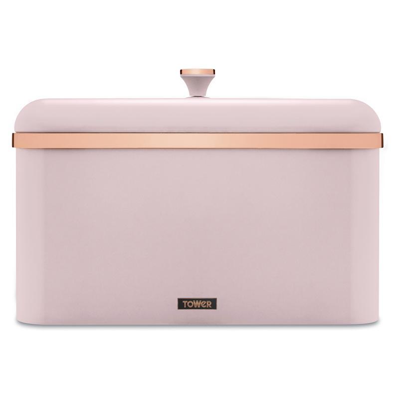 Cavaletto Bread Bin Pink