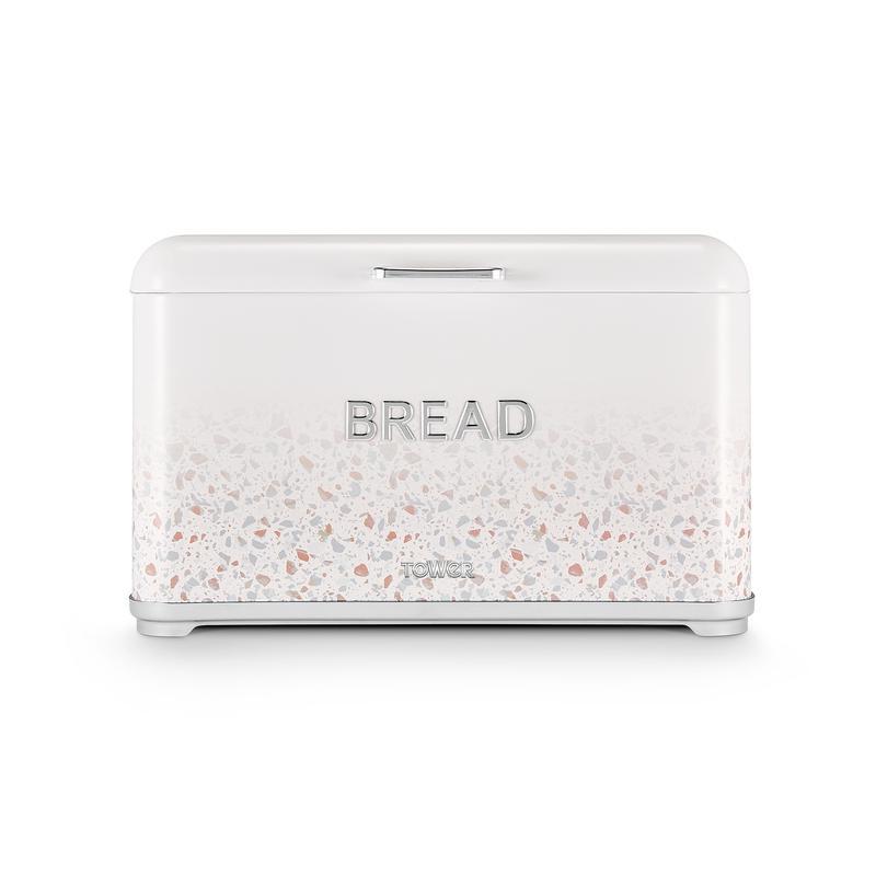 Terrazzo Bread Bin