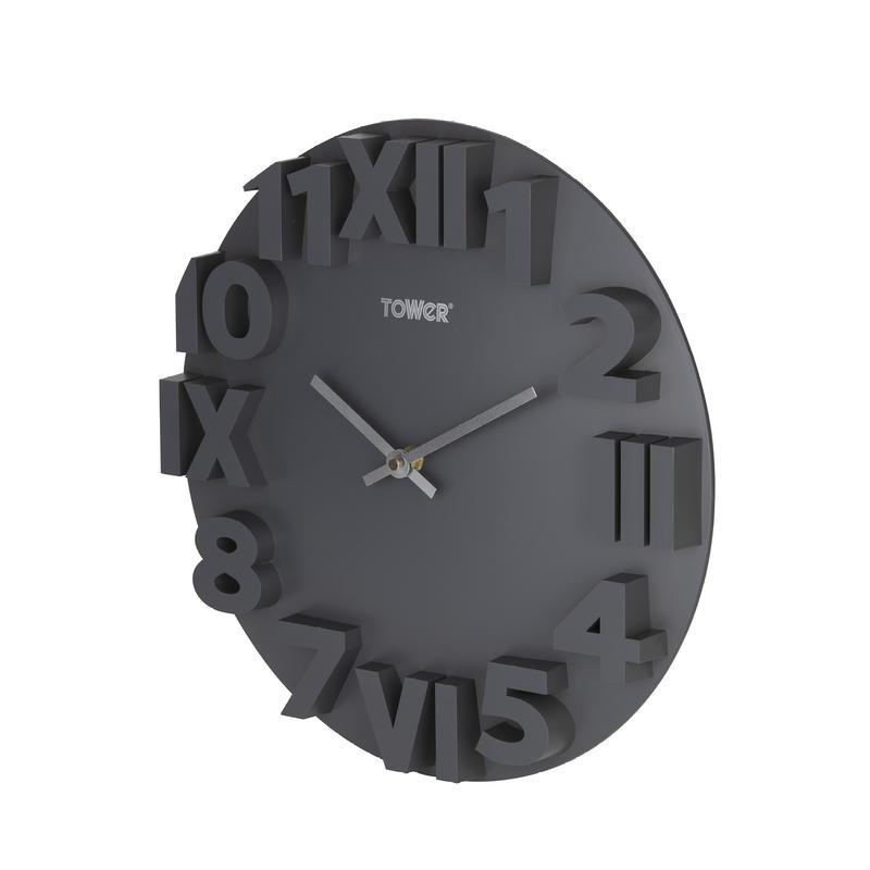 Infinity Stone 35cm Wall Clock