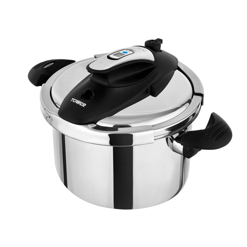 One-Touch Ultima 6L Pressure Cooker S/S